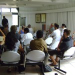 Interaction of Community with Mr. Doshi