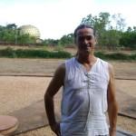 <b>Gilles parle de l`eau à Auroville</b>