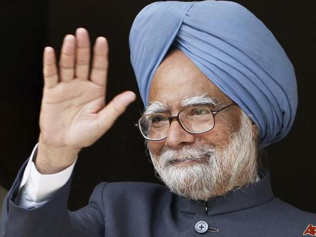 Photographer:web | The Prime Minister Dr. Manmohan Singh