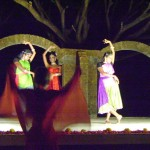 Semi Bollywood with Selvi, Valeri and Tejas..and