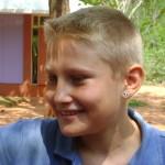 Aaron 8th grader Transition