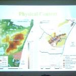 Aruoville and bio region map