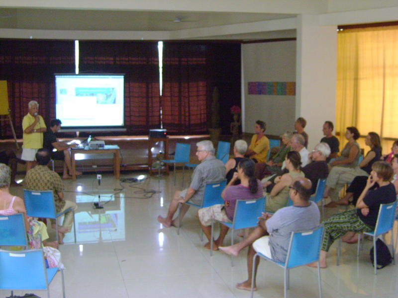 Photographer:Shirin | LRD Presentation on Outlying Lands - Residents Meeting