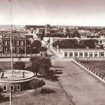 Sri Aurobindo Ashram in Pondicherry years back