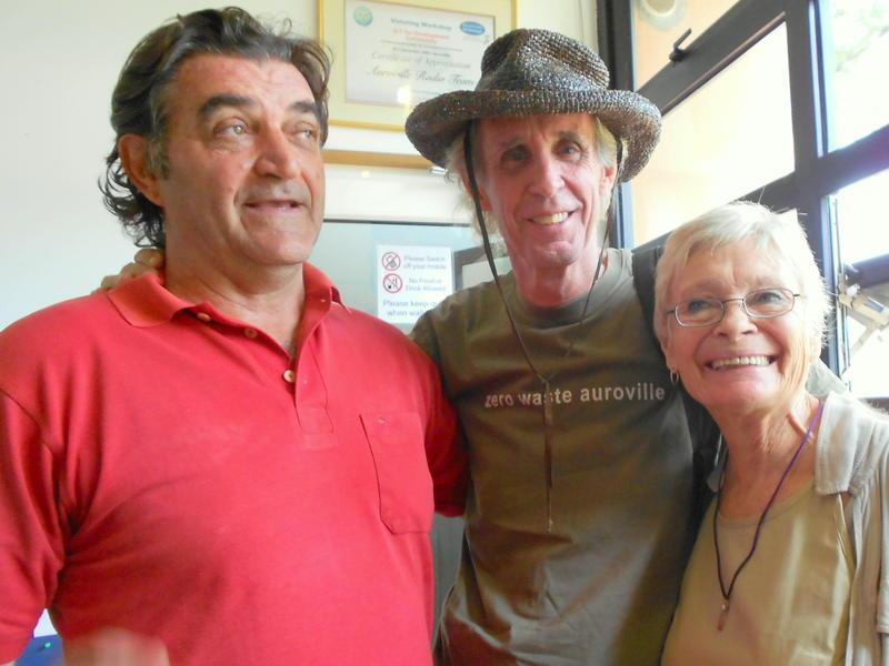Photographer:Andrea | From left: Luigi, B and Marlenka