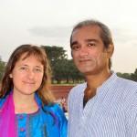 Vera Lipen and Ashesh Joshi
