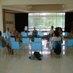 International Zone meeting at Unity Pavilion