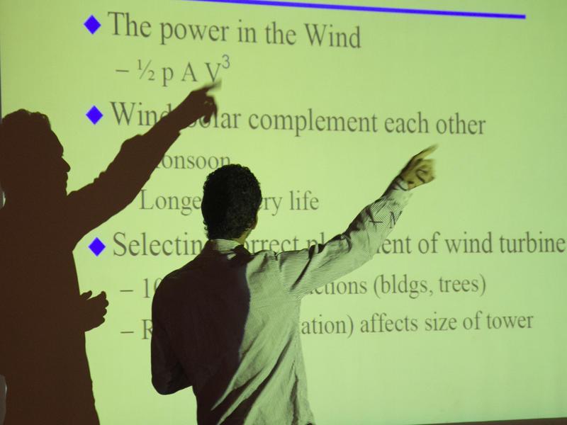 Photographer:Vimal | Wind turbine