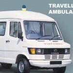 Balaji Force TRaveller - new Ambulance