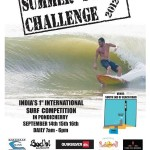 1st International Surf Competition