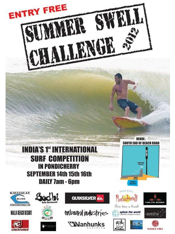 Photographer:web | 1st International Surf Competition