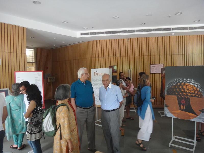 Photographer:Jyoti | The Auroville Festival - City fro Transformation