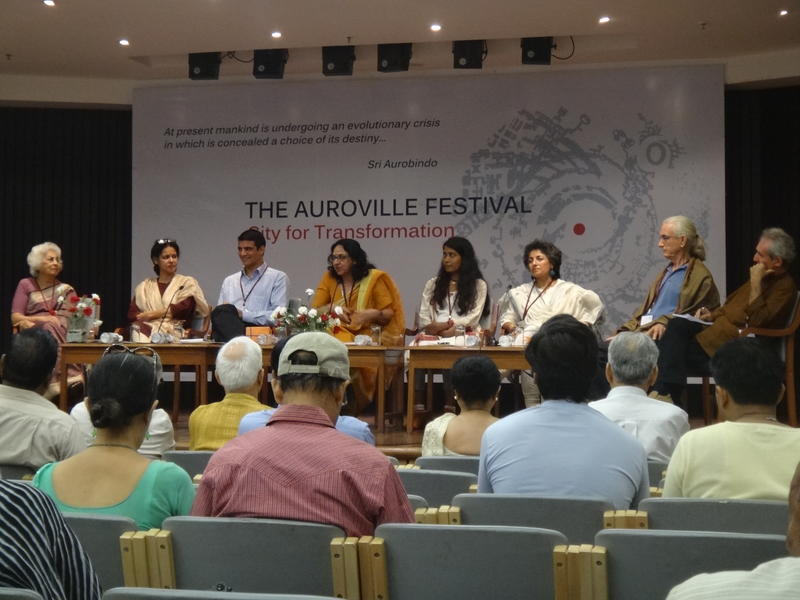 Photographer:Jyoti | The Auroville Festival - City for Transformation