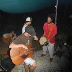 Live jam by Om collective