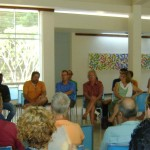 Introduciton of new L'Avenir d'Auroville/TDC team