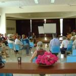 Introduciton of new L'Avenir d'Auroville/TDC team