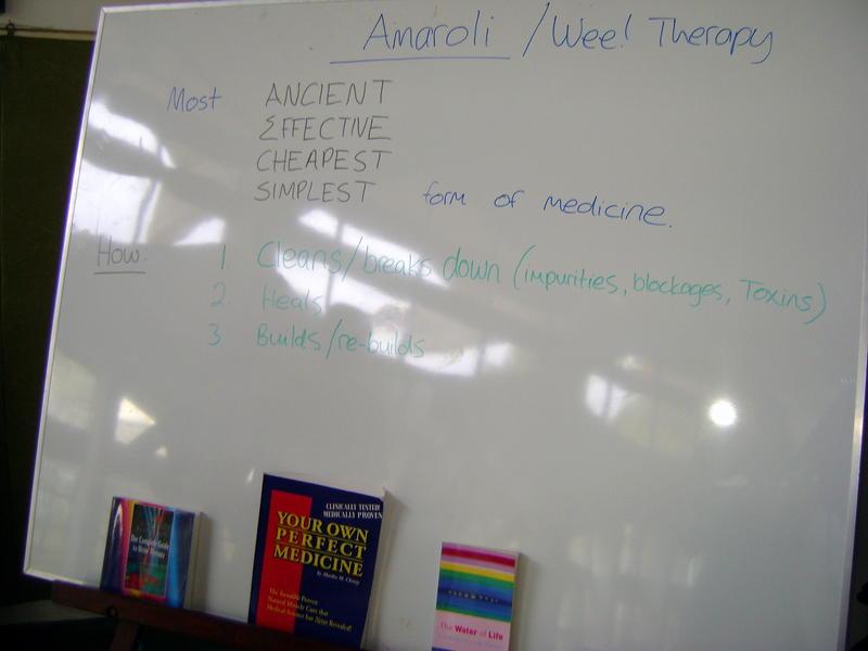 Photographer:Andi | Auto-Urine Therapy