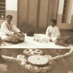Shri Baloo Dutta was accompanied on tabla by Shri Biplav Burman.