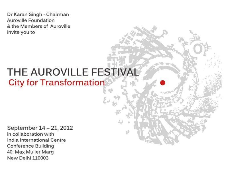 Photographer:Auroville Festival Team   Auroville Festival