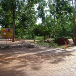 Road Service Work - bypass for big vehicles