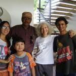 Gaew Anongnart Suwanmajo,Heiamnot, Jill and Drupad