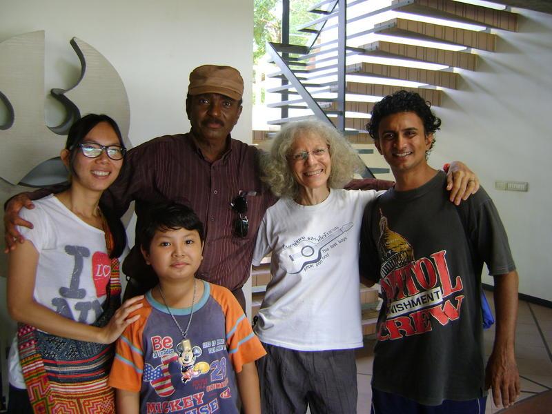 Photographer:Monireh | Gaew Anongnart Suwanmajo,Heiamnot, Jill and Drupad