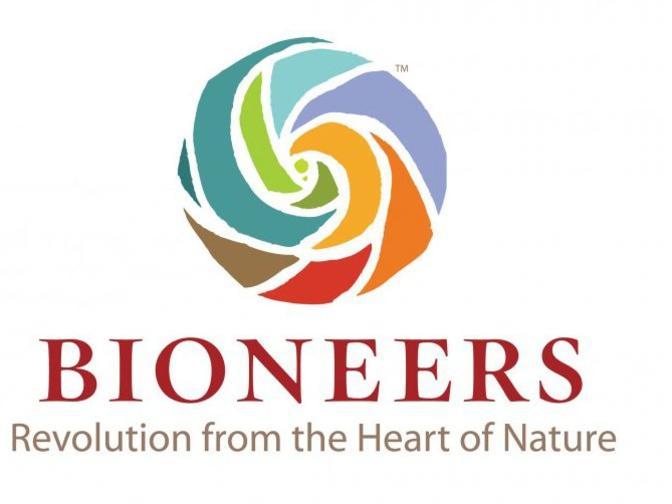 Photographer:www.bioneers.org/ | Bioneers Logo