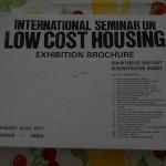 <b>Low Cost Housing Meeting</b>