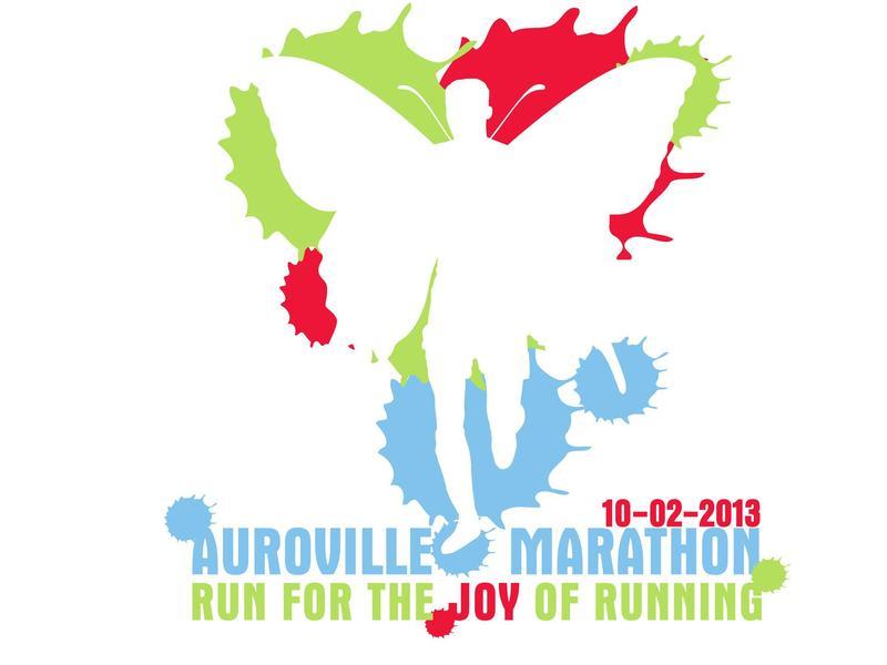 Photographer:Vimal | 2013 Auroville Marathon Logo