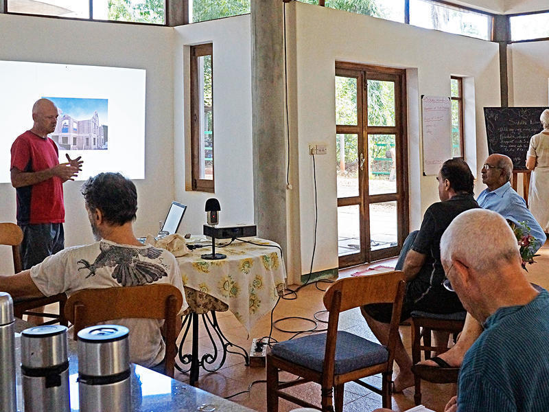 Photographer:Girogio | Afordable Housing Meeting at Arka