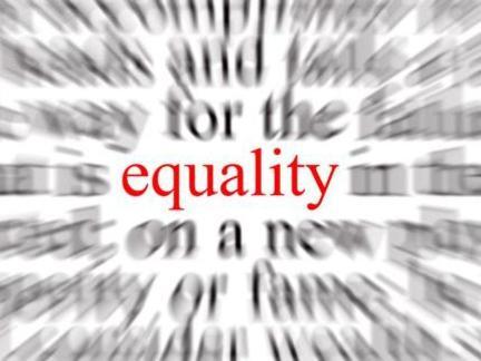 Photographer:web | Equality