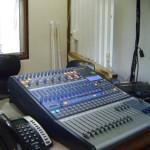 AurovilleRadio studio