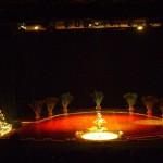 Stage of Bharat Nivas