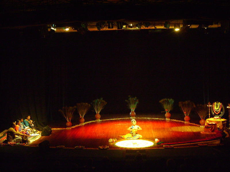Photographer:Emmanuel | Stage of Bharat Nivas