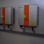 Solar Panels are On - Inverters