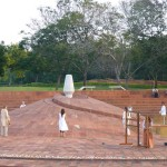Russian Bells at the Matrimandir Amphitheater