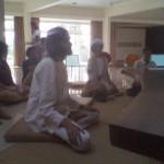 <b>Meditation against Violence</b>