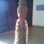 Rain Goddess from Africa