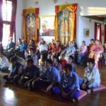 Aurovillian listeners