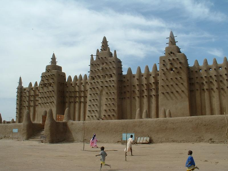 Photographer:web | Timbuktu