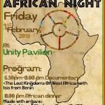 African Night by Africa House