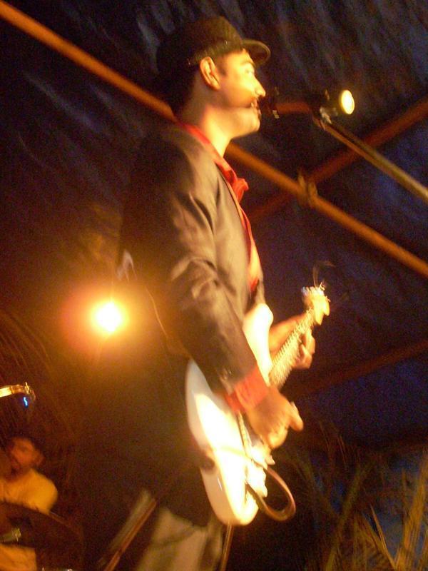Photographer:Andrea | Aum Janakiram - Guitars/Vocals
