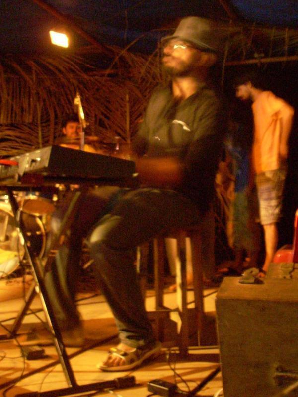 Photographer:Andrea | Siddharth Kumar - Keyboards