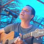 Suryan opened the LUYE 2013 Eco Music Festival in Solitude farm.