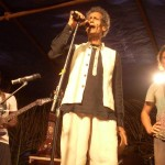Vocals and Kanjira - Krishna Kumar.