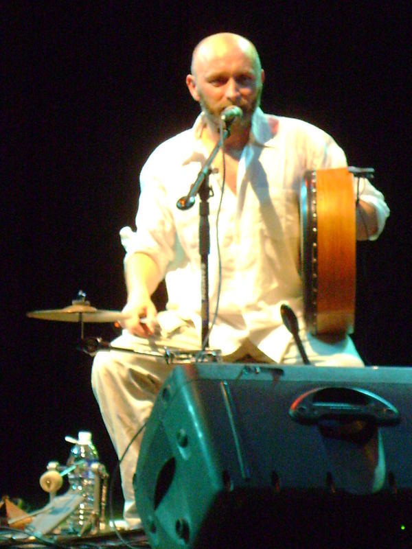 Photographer:Herman | Brian on the Bodhran