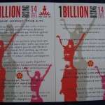 <b>ONE BILLION RISING</b>