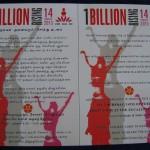 One Bilion Raising&Dancing