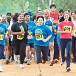 <b>3000 runners at the 6th Marathon</b>
