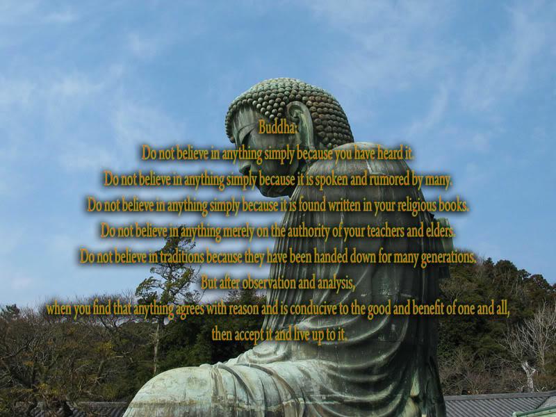 Photographer:web | Buddha's Quote